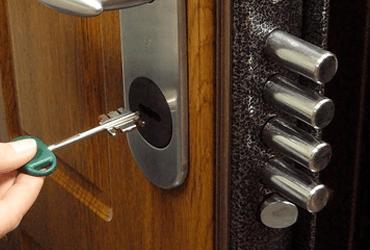 Замки для входных металлических дверей